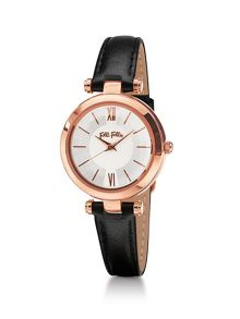 Folli Follie Lady bubble mini black watch