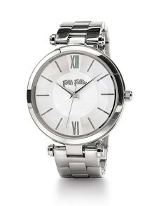 Folli Follie Lady bubble silver watch