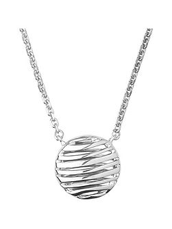 Thames sterling silver necklace