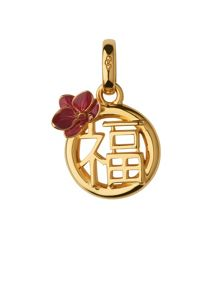 Links of London 18kt Yellow Gold Vermeil Happiness Charm
