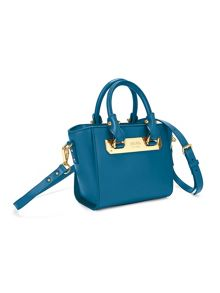 Folli Follie Style Code Blue Mini Tote