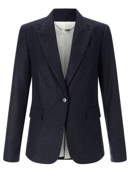 Jigsaw London Cross Hatch Jacket