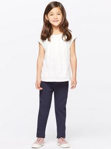 Jigsaw Girls Ponte Roma Leggings