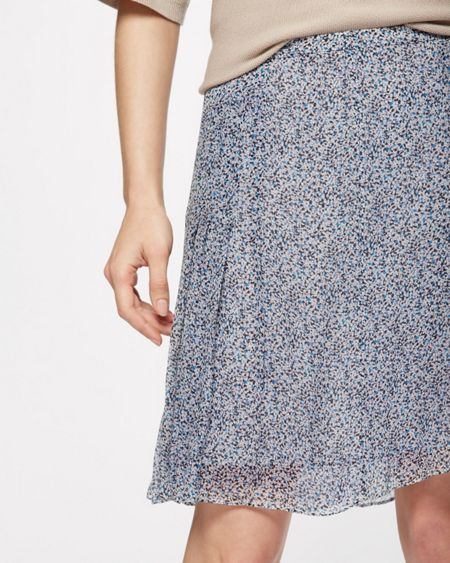 Jigsaw Confetti Flippy Skirt
