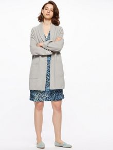 Jigsaw Felted Wool Cocoon Jacket