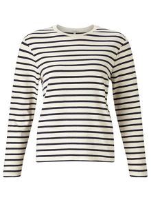 Jigsaw Cotton Breton Top