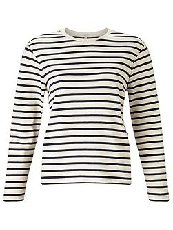 Cotton Breton Top