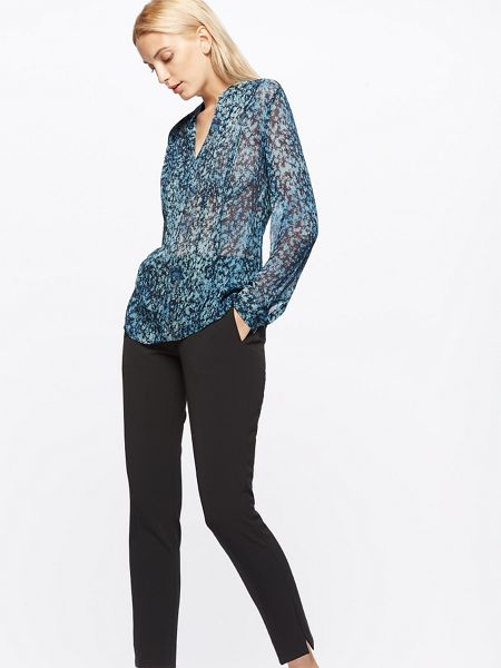 Jigsaw Shadow Floral Blouse