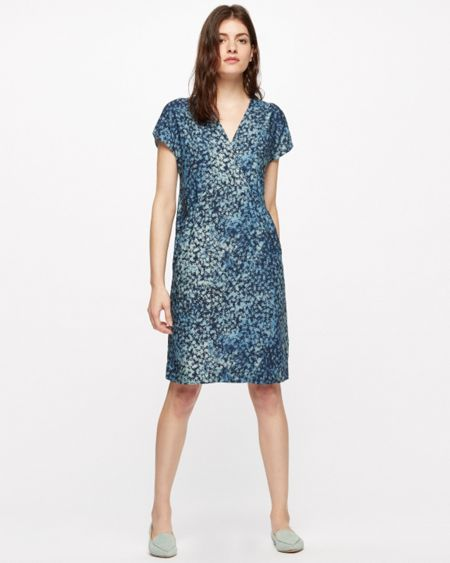 Jigsaw Shadow Floral Dress