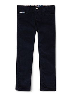 Girls Stretch Cord Jeans