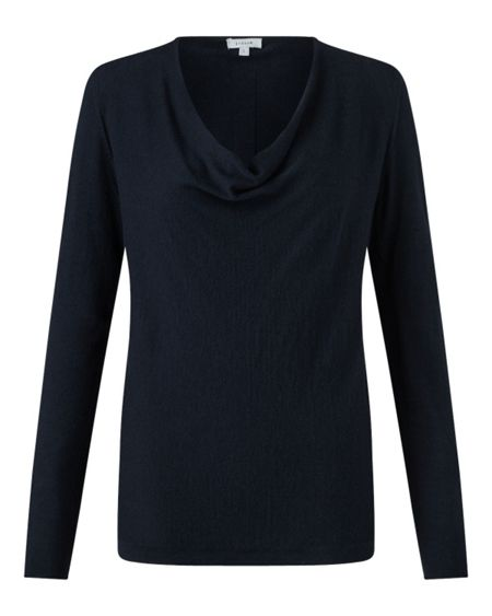 Jigsaw Luxury Blend Cowl Neck