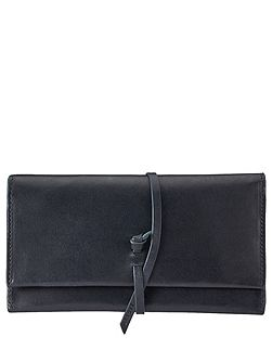 Knot continental wallet