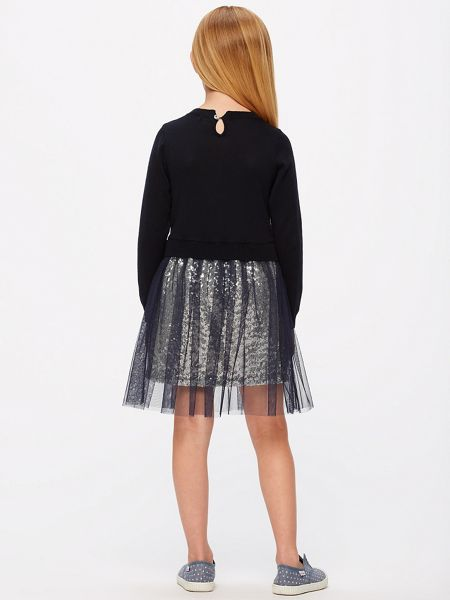 Jigsaw Girls Sequinned 2-In-1 Dress