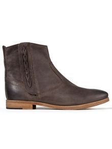 Jigsaw Charlie leather western boot