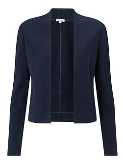 Edge To Edge Jersey Jacket