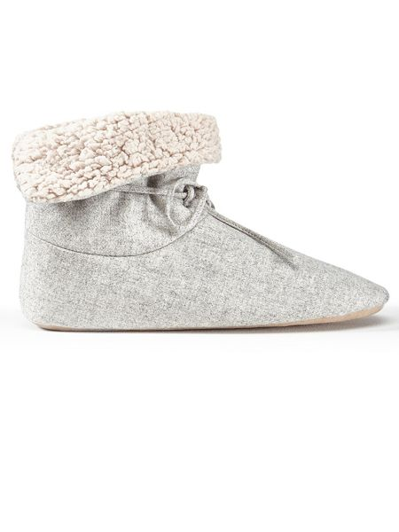 Jigsaw Leena snuggle boot slipper