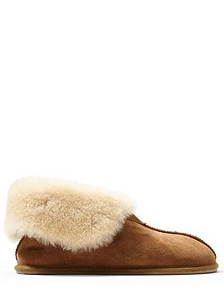 Libby sheepskin mule slipper