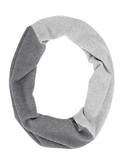 Savannah cashmere snood
