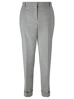 Wool Flannel London Trouser