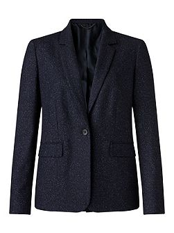 Flecked Tailoring London Jkt