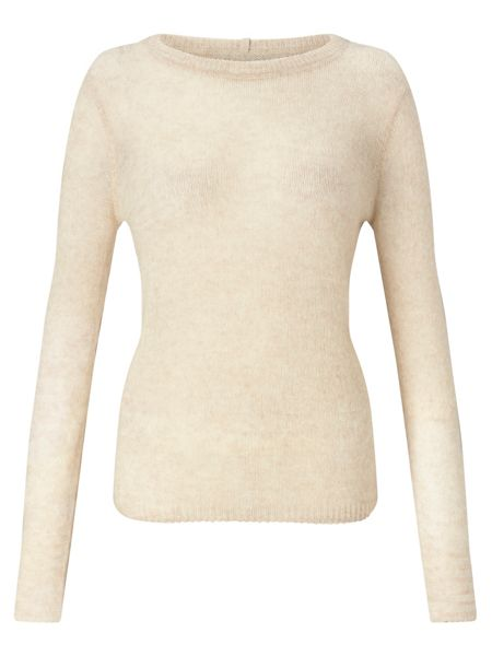 Jigsaw Cloud Cashmere Crew Neck