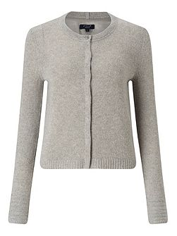 Cloud Cashmere Neat Cardigan