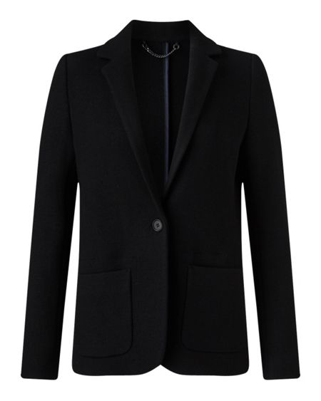 Jigsaw Double Knit Jacket