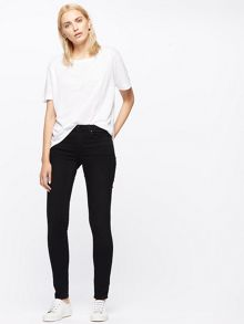 Jigsaw 30 Richmond Black Denim Jean