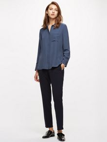 Jigsaw Silk Shirt