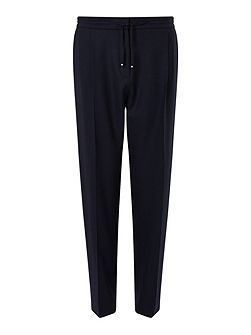 Relaxed Flannel Trouser