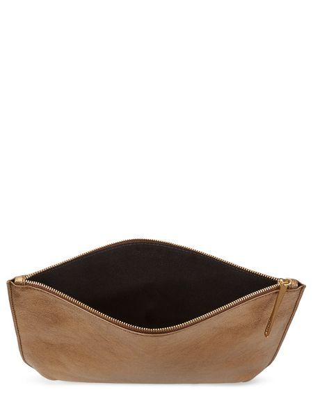 Jigsaw Alana large leather pouch
