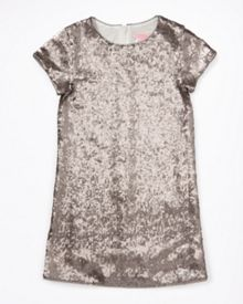 Jigsaw Shimmer Sequin Shift Dress
