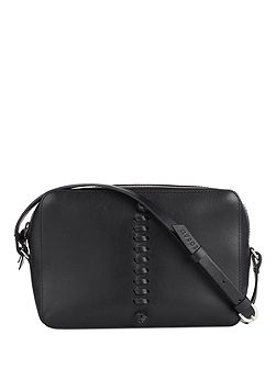 Romy whipstitch cross body bag