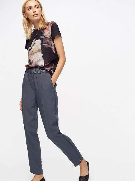 Jigsaw Relaxed Crepe Dinner Trouser