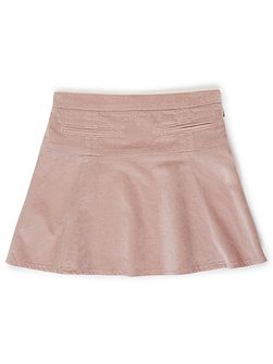 Girls Moleskin Stretch Skirt