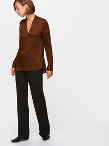 Jigsaw Dahlia Silk Blouse