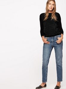 Jigsaw Linear Devore Front Sweater