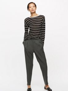 Jigsaw Relaxed Flannel Trouser