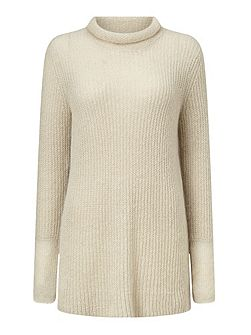 Sheer Mohair Sweater