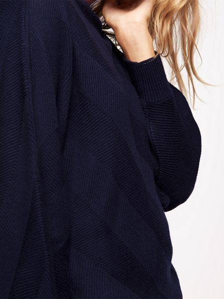 Jigsaw Herringbone Batwing Sweater