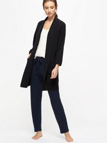 Jigsaw Cashmere Blend Ribbed Cardi