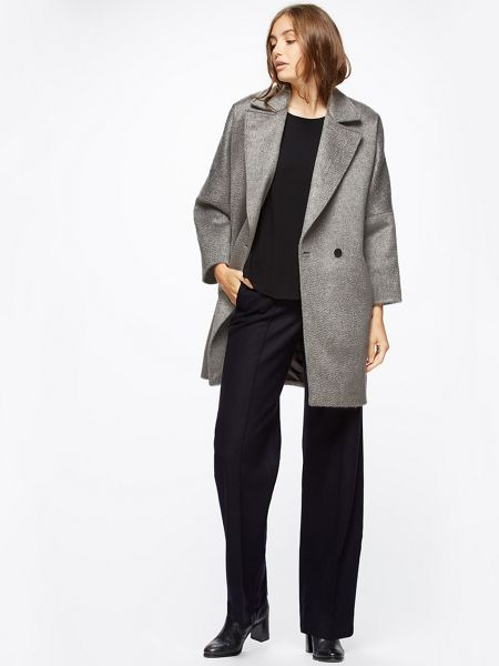 Jigsaw Soft Cocoon Coat
