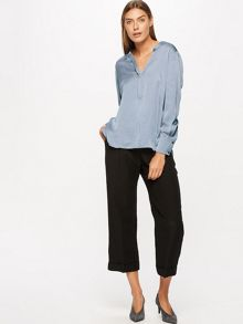 Jigsaw Crocus Drape Shirt