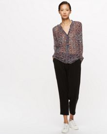 Jigsaw Frieda Floral Blouse