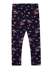 Jigsaw Girls Scattered Heart Legging