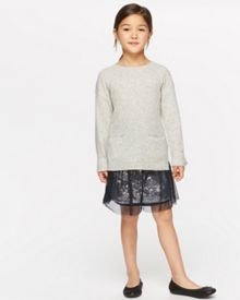 Jigsaw Girls Front Pocket Sweater