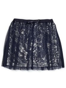 Jigsaw Girls Tulle Party Skirt