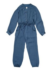 Jigsaw Girls Silky Jumpsuit