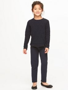 Jigsaw Girls Jacquard Jersey Top