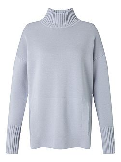 Knitted Milano Luxe Sweatshirt